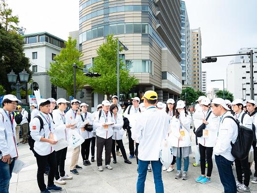 横浜マラソン2019(ボランティア募集)