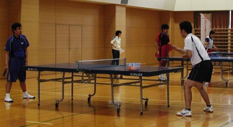 SON・東京 卓球プログラム ボランティア募集
