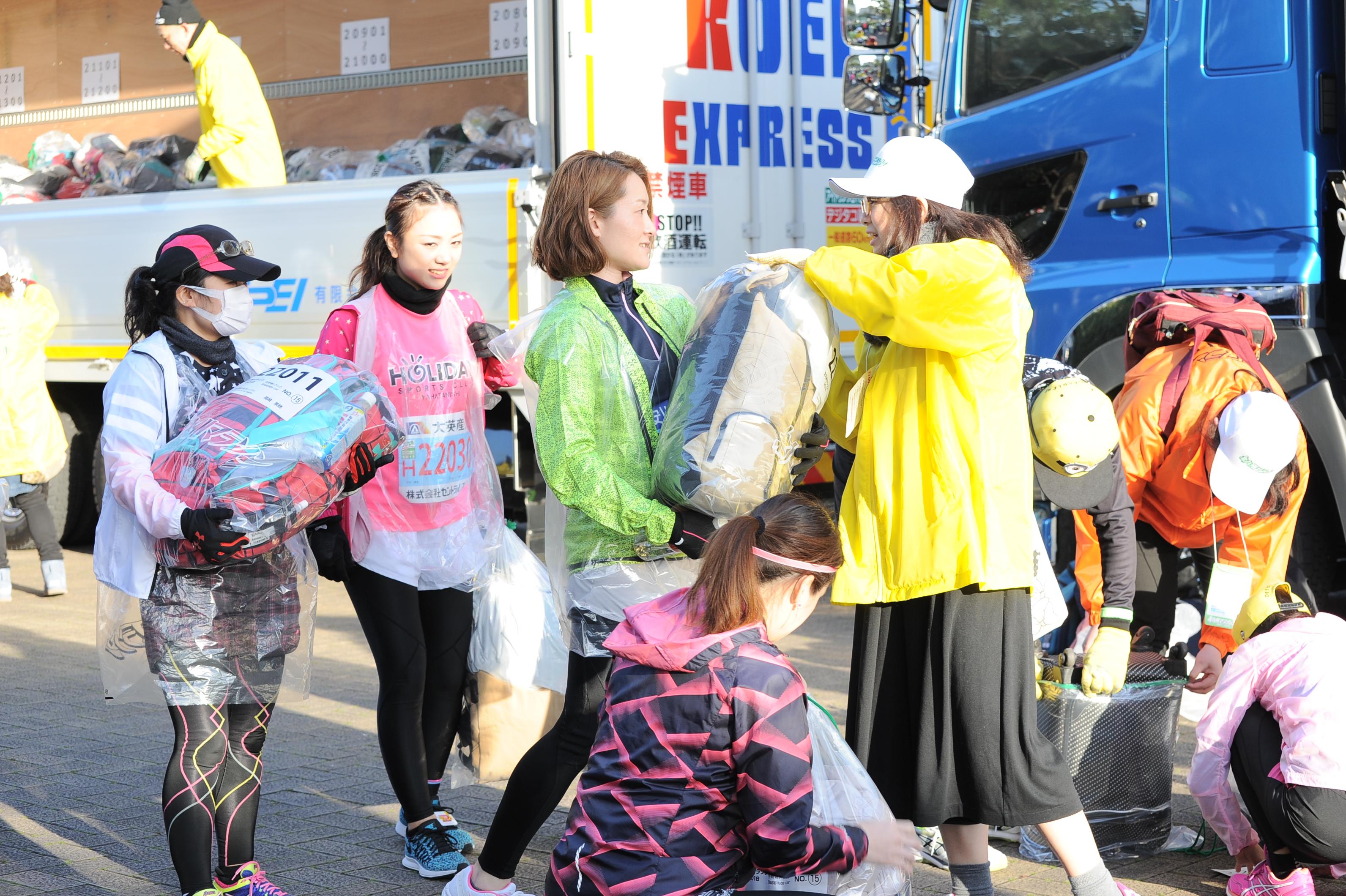北九州マラソン2020(ボランティア)