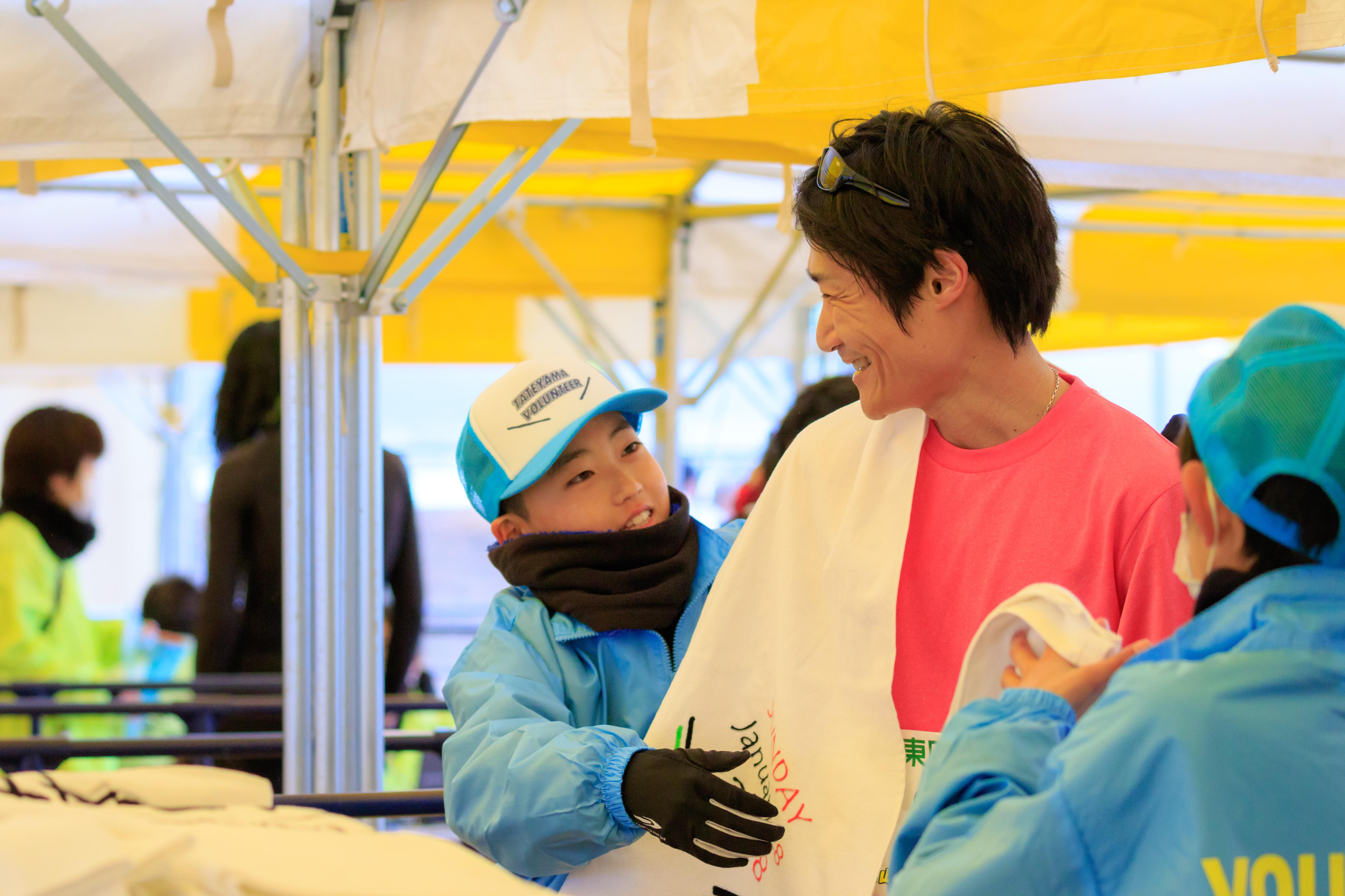 第40回館山若潮マラソン大会