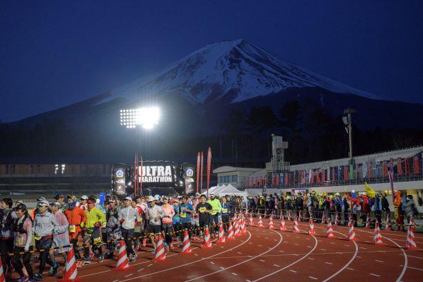 第30回チャレンジ富士五湖ウルトラマラソン