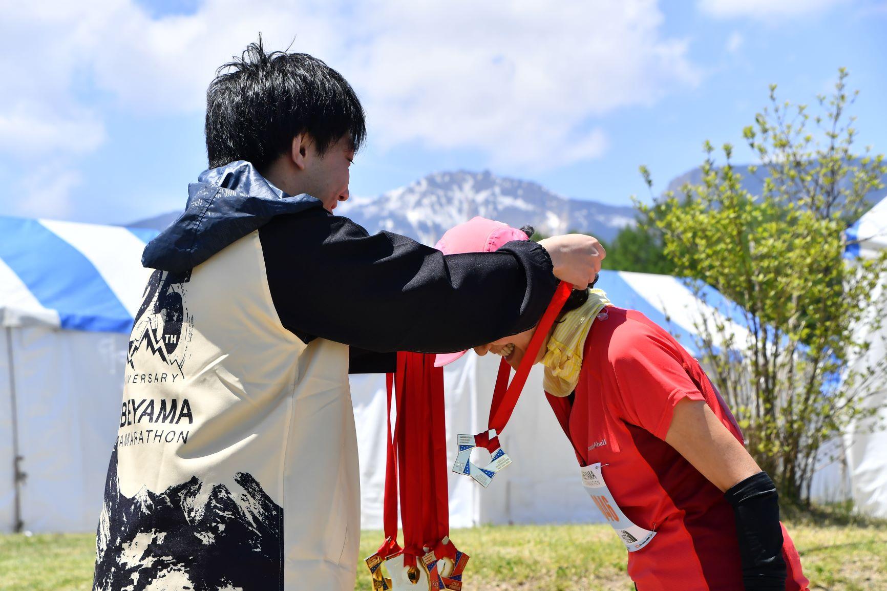 第26回星の郷八ヶ岳野辺山高原100kmウルトラマラソン